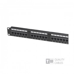 Patch Panel 18 Port Cat5e